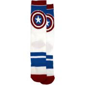 Captain America Crew Socks