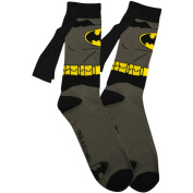 Batman Caped Socks, Torso