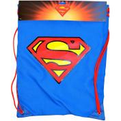 Superman Cinch Bag