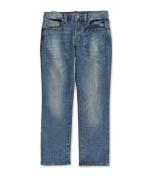 Aeropostale Boys 5 Pocket Straight Leg Stretch Jeans