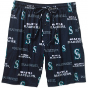 MLB Big Mens Seattle Mariners Knit Jam Short, 2XL