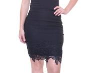 BCX Black Skirt Size XXS NWT - Movaz