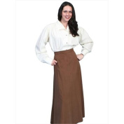 Scully Old West Skirt Womens Range Wear Cotton Long Vintage RW530