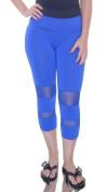 Material Girl Cosmic Cobalt Leggings Size XS NWT - Movaz