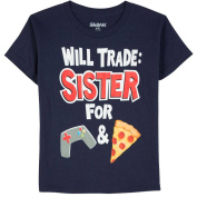 Boys Trade Humour Graphic Tee