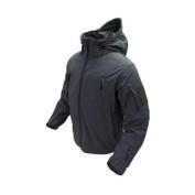 Condor Outdoor Black Summit Soft Shell Jacket - XXXL