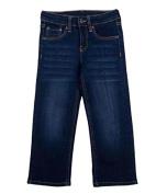 Lee Little Boys' Premium Select Straight Leg Jeans, Medium Wash, 7