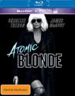 Atomic Blonde (Blu-ray/UV) [Region B] [Blu-ray]