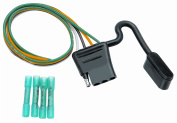 4Way Flat Wiring Kit For Misc Vehicles Replacement Auto Part, Easy to Instal