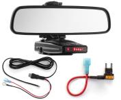 Mirror Mount + Direct Wire + Mini Add a Circuit - Escort 9500ix 8500x50 X70 S55
