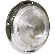 TRUCK LITE CO INC 80351 Dome Lamp, Round, Clear