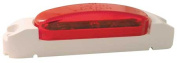 GROTE 46902 Clearance/Marker Lamp,Thin Line,LED,Red