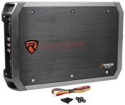 New Rockville RXA-F1 1600 Watt Peak/800w RMS 4 Channel Amplifier Car Stereo Amp