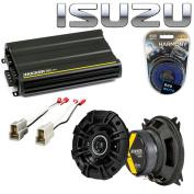Fits Isuzu Truck 1988-1988 Speaker Replacement Kicker DSC4 & CX300.4 Amplifier - Factory Certified Refurbished