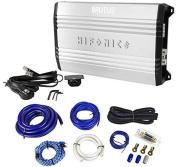 new hifonics brutus brx2016.1d 2000 watt rms class d mono car amplifier+amp kit