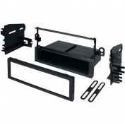 Best Kits BKSUZK941 Chevrolet Aveo 2004 and Up, Daewoo 1999-2002 and Suzuki 2004-2008 Single-DIN Kit with Pocket