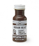Permatex Indian Head Gasket Shellac 60ml P/N 20539