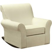 Baby Relax Rocker with Beige Slipcover