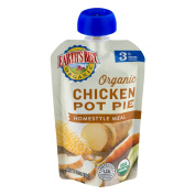 Earth's Best Organic Chicken Pot Pie, Stage 3, 100ml