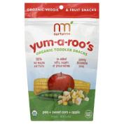 NurturMe Yum-a-roos Pea, Sweet Corn, Apple Snacks, 30ml