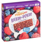 Happy Kid™ Blueberry + Raspberry Fruit & Oat Bars 5-30ml Bars