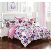 Mainstays Dahlia Bed in a Bag Bedding Set