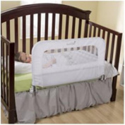 Summer Infant 12544 2 in 1 Convertible Crib Rail to Bedrail