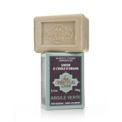 Marius Fabre Argan Oil & Green Clay Bar Soap 150g 160ml