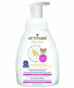 Attitude Baby Sensitive Skin Care Natural Foaming Hand Wash, Fragrance Free, 250ml