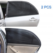 Universal Car Sun Shades , Fit Car Side Window Baby Sun Shade , Fits Most Cars , Provides Maximum UV Protection To Protect Your Baby, Children, Kids, - 1 Set