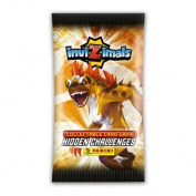 Panini Invizimals Trading Card Game Collection (50 Packs) Booster Box