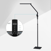 Standing Lamp LED Floor Lamp Dimmable, Intelligent Control Panel, 5 Brightness And Eye Care Lights, Lighting Reading, Writing And Learning