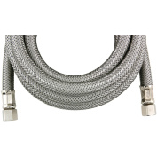 Certified Appliance Im96ss Braided Stainless Steel Ice Maker Connector