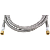 Certified Appliance Im84ss Braided Stainless Steel Ice Maker Connector
