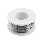 sourcingmap® 15M Length 0.5mm AWG24 Nichrome Resistance Heating Coils Resistor Wire