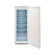 White Knight F170H 1.43m Upright Freestanding Freezer - White