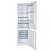 White Knight FF250IHE 70-30 Sliding Rail Integrated Fridge Freezer