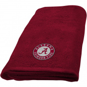 NCAA University of Alabama Decorative Bath Collection - Fingertip Towel