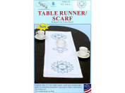 Jack Dempsey Table Runner/Scarf XX Stars