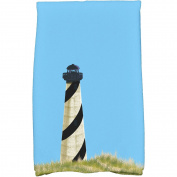 Simply Daisy 41cm x 60cm OuterBanks Geometric Print Kitchen Towel