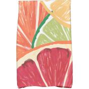 Simply Daisy 41cm x 60cm Lemonade Geometric Print Kitchen Towels