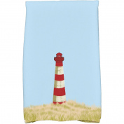 Simply Daisy 41cm x 60cm Sea Pines Geometric Print Kitchen Towel