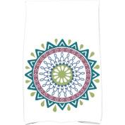 Simply Daisy 41cm x 60cm Mod Geometric Print Kitchen Towel