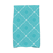 Simply Daisy 41cm x 60cm Dots and Dashes Geometric Print Kitchen Towels