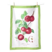 KAF HOME Apple Flour Sack Towel - Set of 2
