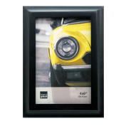Enigma 10cm . by 15cm . Picture Frame, Black