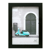 Enigma 13cm . by 18cm . Picture Frame, Black