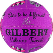 Gilbert Netball Sports Supporters Fan Training & Practise Signature Ball Size 5