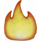 EmojiPals Flame Pillow