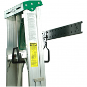 Stout Stuff Rail-Mounted Ladder/Hose Hook